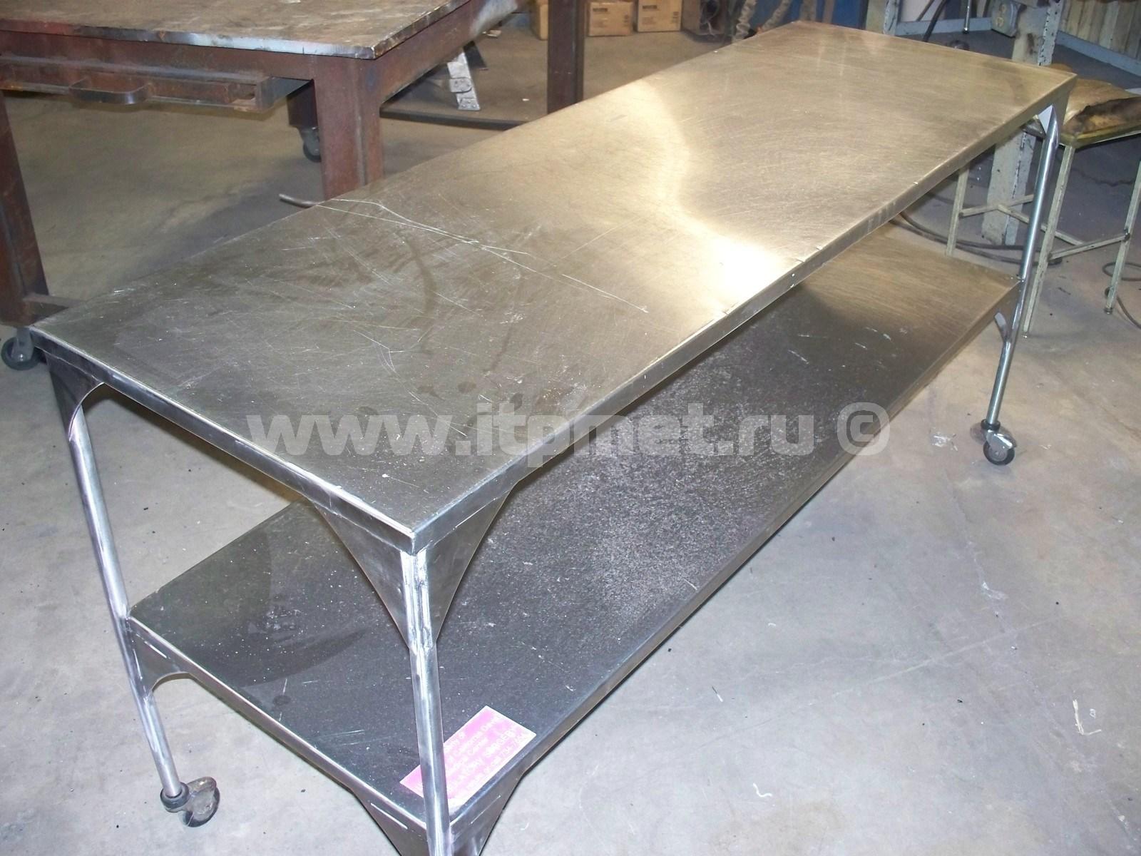 92c174c24654 Изготовление изделий из нержавеющей стали на заказ в Москве.